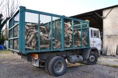 camion livraison bois